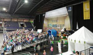 Kindermobil24 beim SC DHfK Handball Leipzig