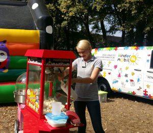 Kindermobil 24 Popcorn