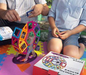 Kindermobil 24 Bastelstunde
