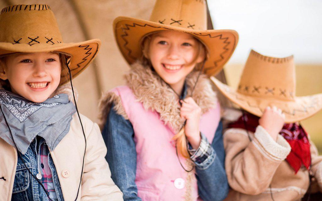 Cowboysparty mit Kindermobil24