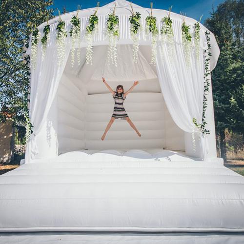 Hüpfburg Wedding Deluxe